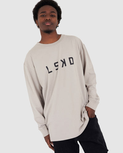 Structure LS Tee - Smoke