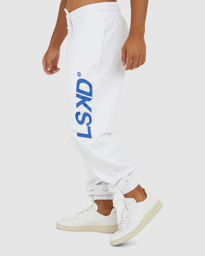 Mason Trackpants - White