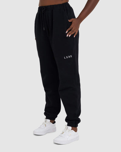Fast Trackpants - Black
