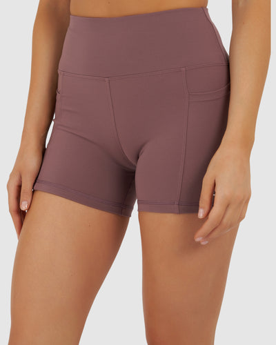 Rep X-Short Tight - Dusty Rose