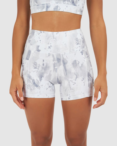 Rep Bike Short X-Length - Snow Camo