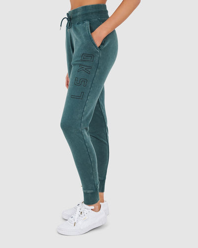 Unisex Tidy Trackpant - Acid Atlantic