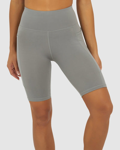 Rep Short Tight - Frost Grey