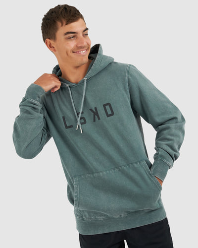 Structure Pullover - Acid lead