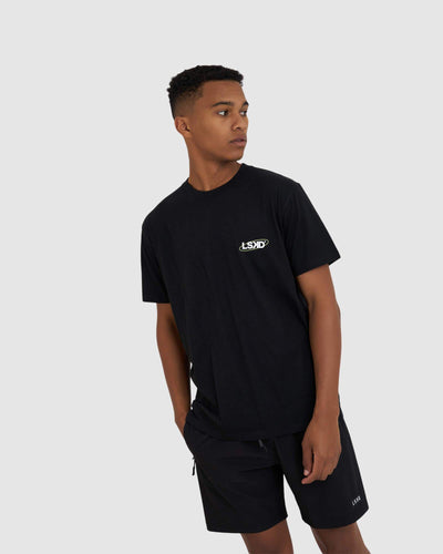 Correction Tee - Black
