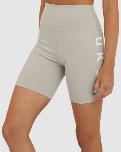 Structure Bike Short - Mid Length - Pussywillow