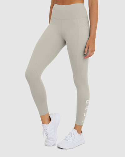 Rep 7/8 Legging - Pussywillow