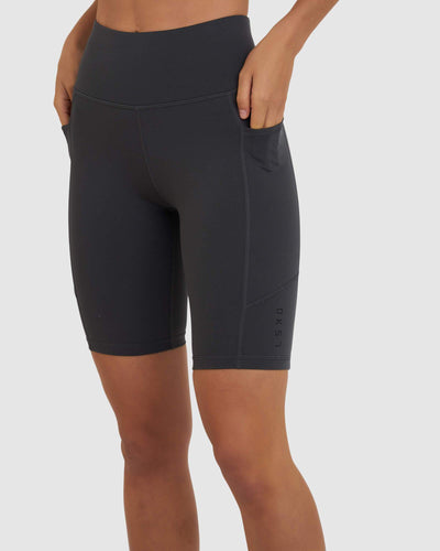 Rep Bike Short - Asphalt