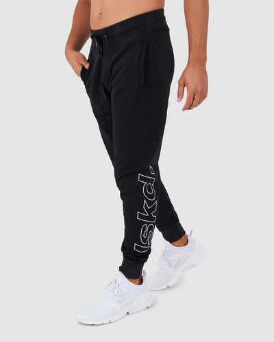 Lean Trackpant - Black Pigment