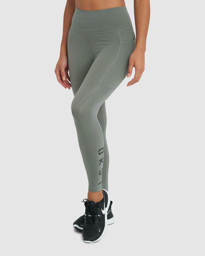 Rep Legging - Graphite