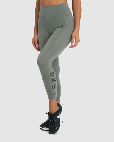 Rep 7/8 Legging - Graphite