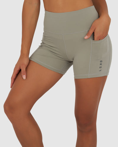 Rep X-Short Tight - Gravity
