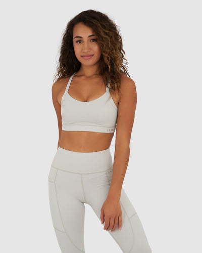 Momentum Sports Bra - Moondust