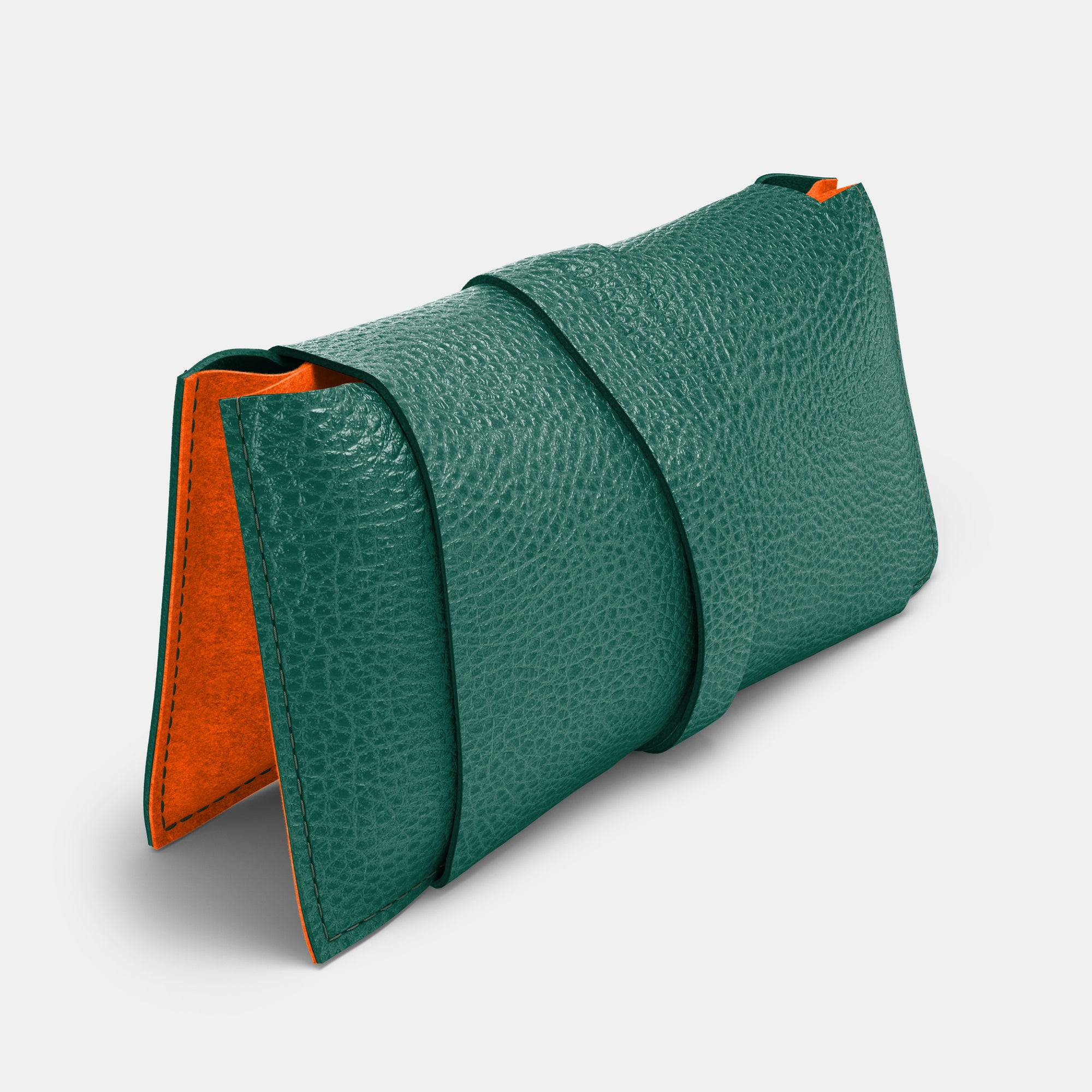 Cable Bag - Avocado and Orange - RYAN London