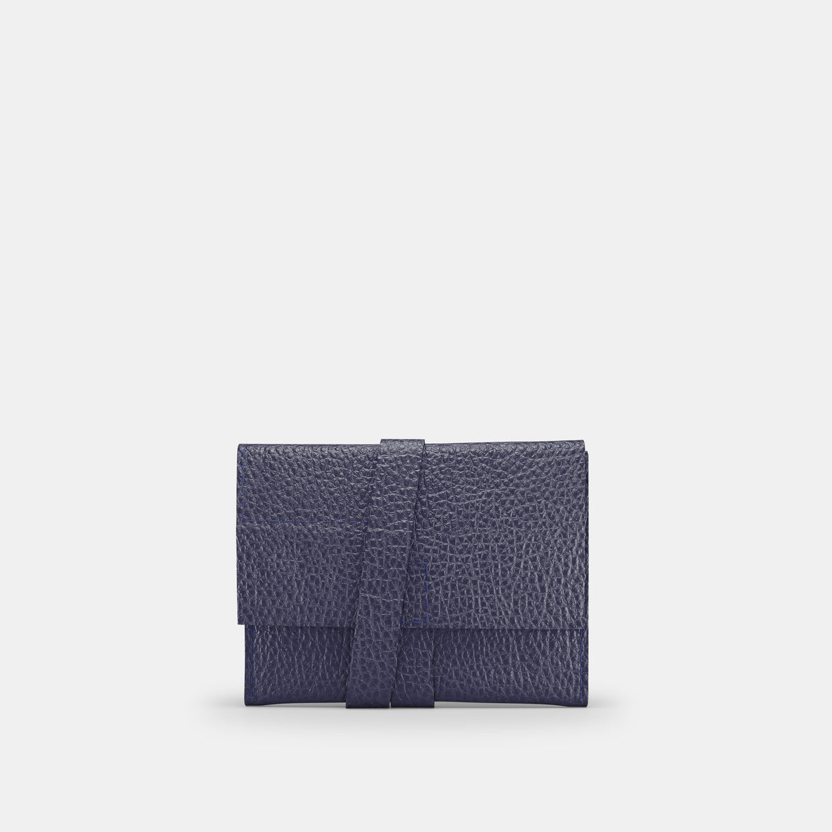 Cable Roll - Navy and Mint - RYAN London