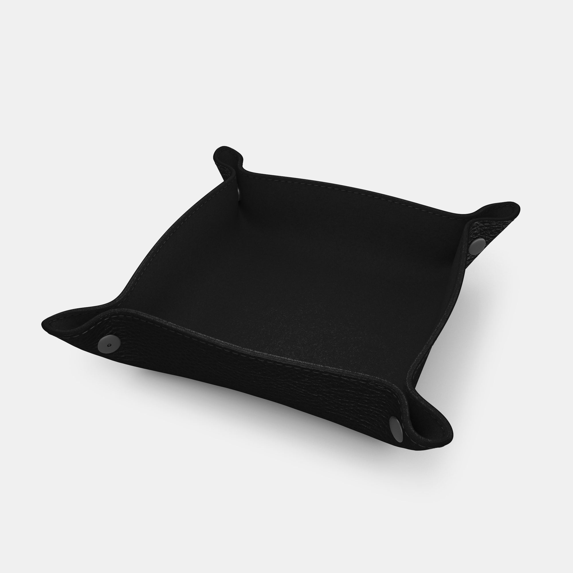Catch-all Tray - Black and Black - RYAN London