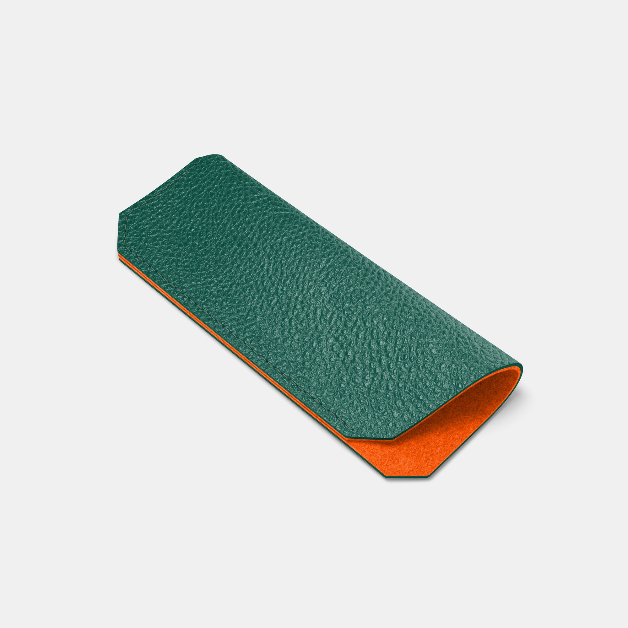 Glasses case - Avocado and Orange - RYAN London