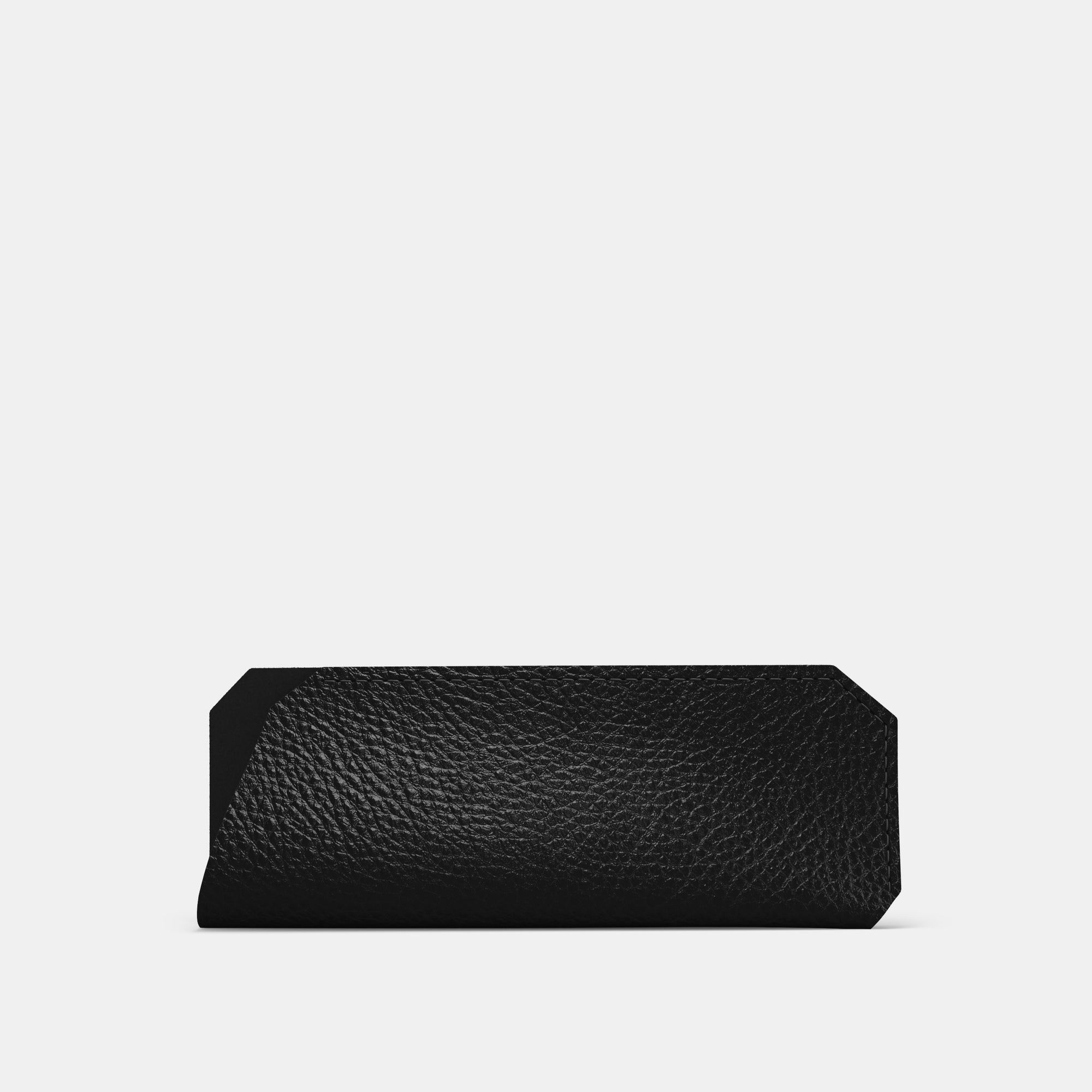 Glasses case - Black and Black - RYAN London