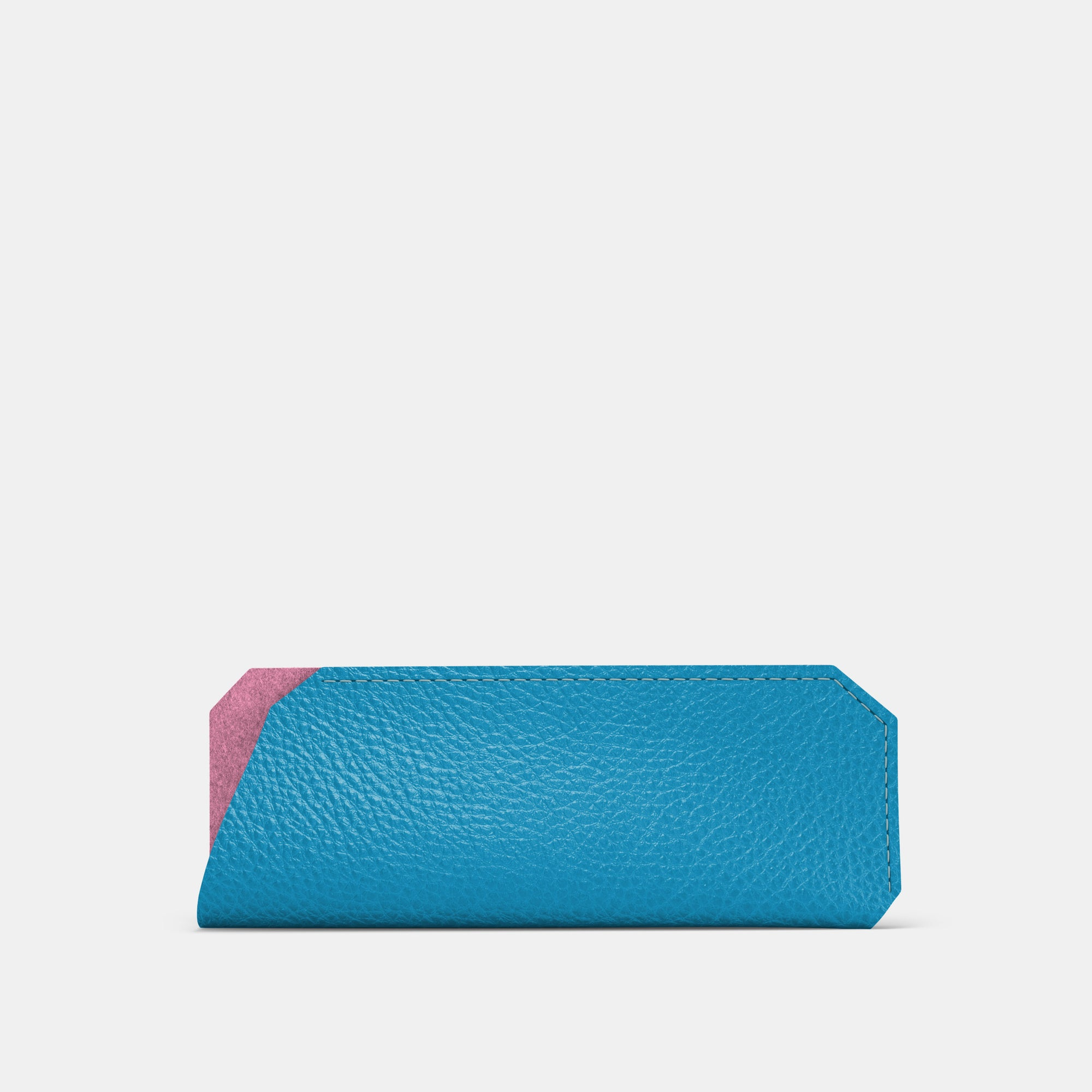 Glasses case - Cobalto and Pink - RYAN London