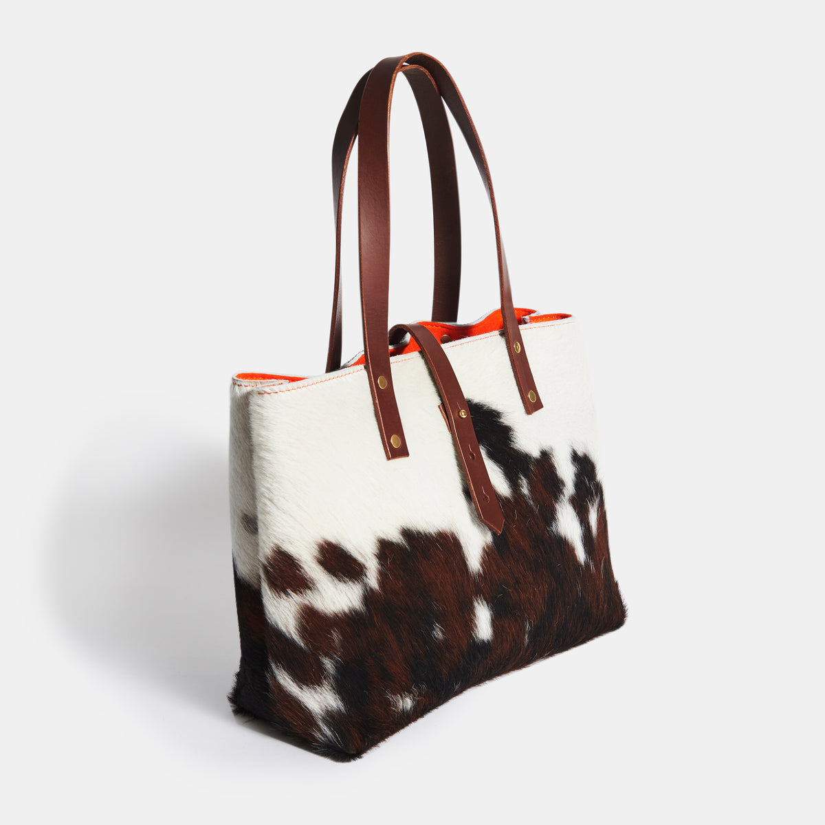 Hair-on Tote Bag