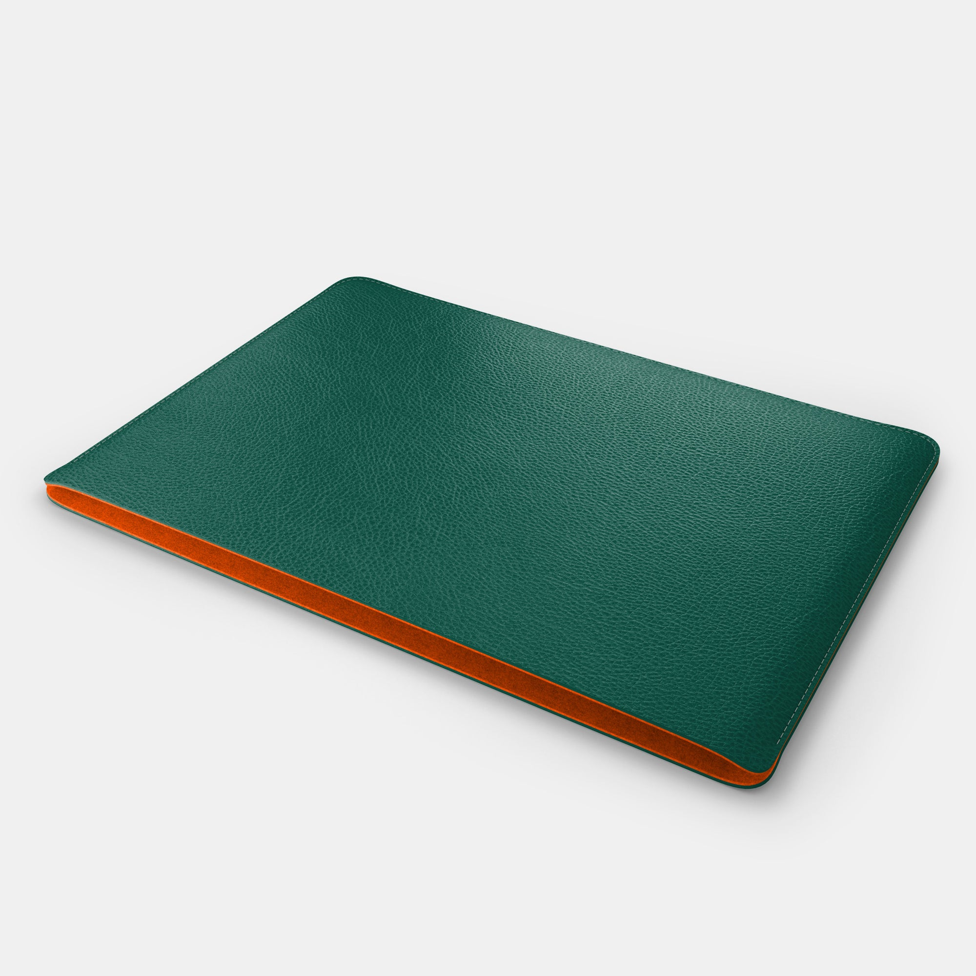 MacBook Laptop Sleeve - Avocado and Orange - RYAN London