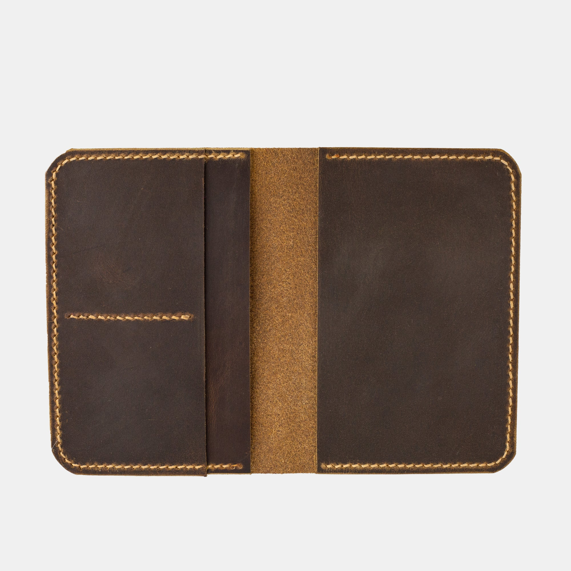 Leather Passport Wallet - RYAN London