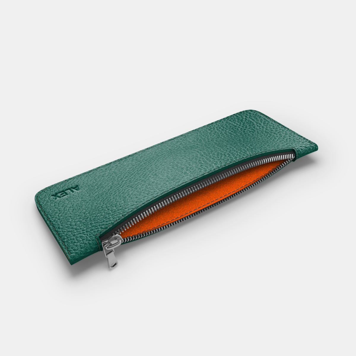 Pencil Case - Avocado and Orange - RYAN London