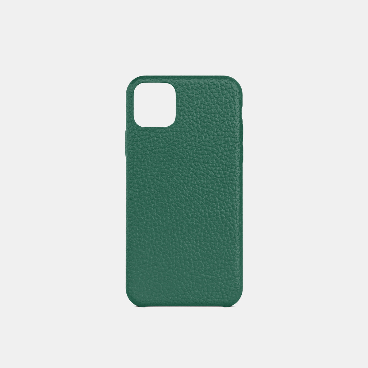 iPhone Leather Shell Case - Avocado Green - RYAN London