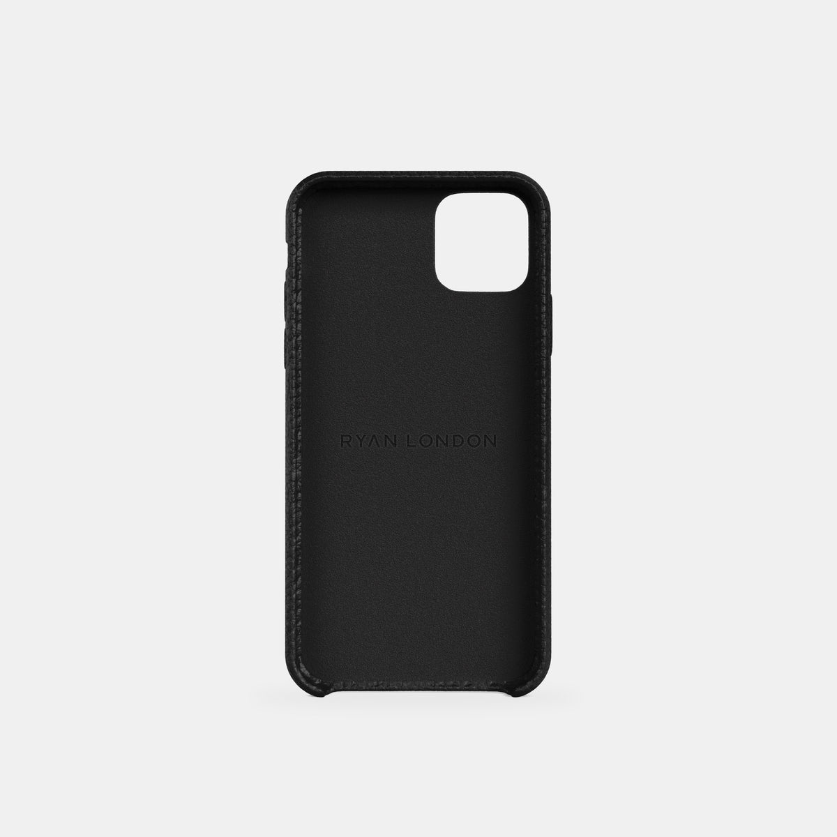 iPhone Leather Shell Case - RYAN London