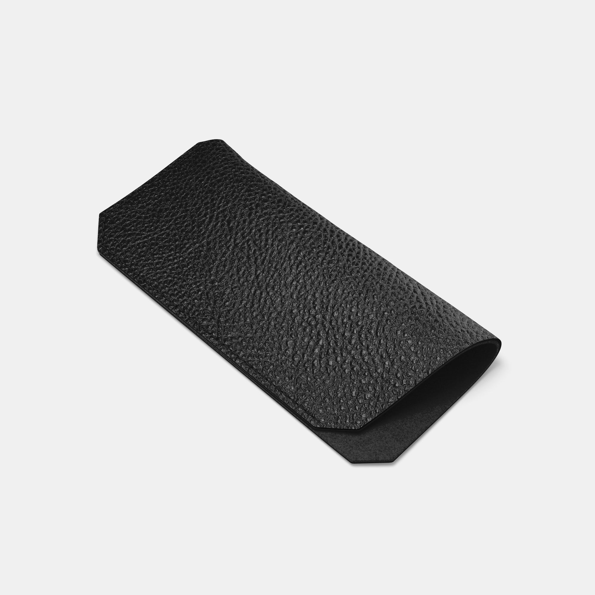Sunglasses Case - Black and Black - RYAN London