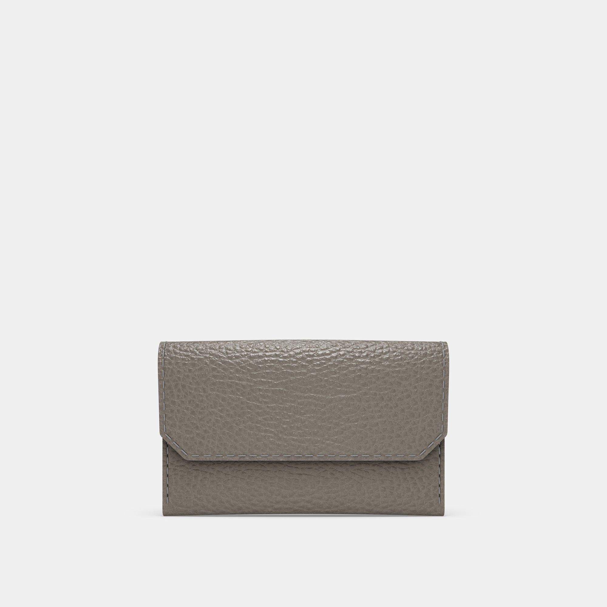 Carry-all Wallet - Zinc and Blue - RYAN London
