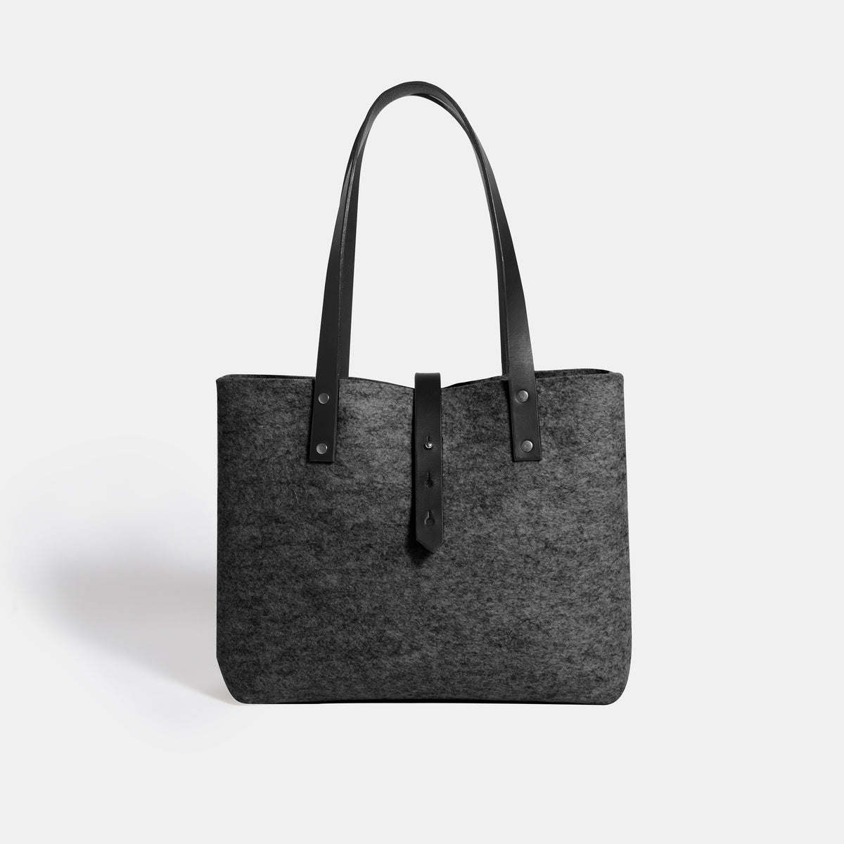 Wool Felt Tote Bag - RYAN London