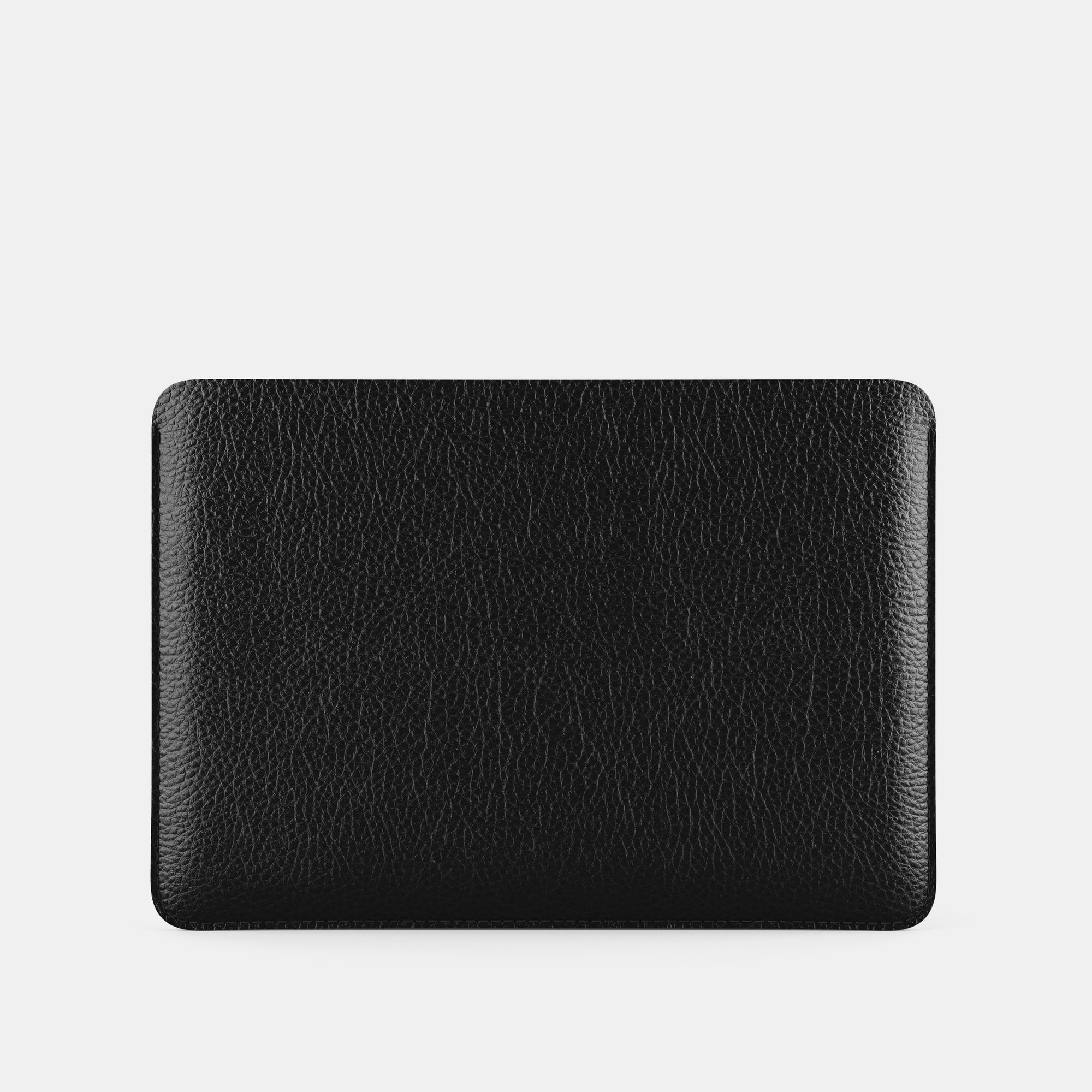 iPad Sleeve - Black and Black - RYAN London