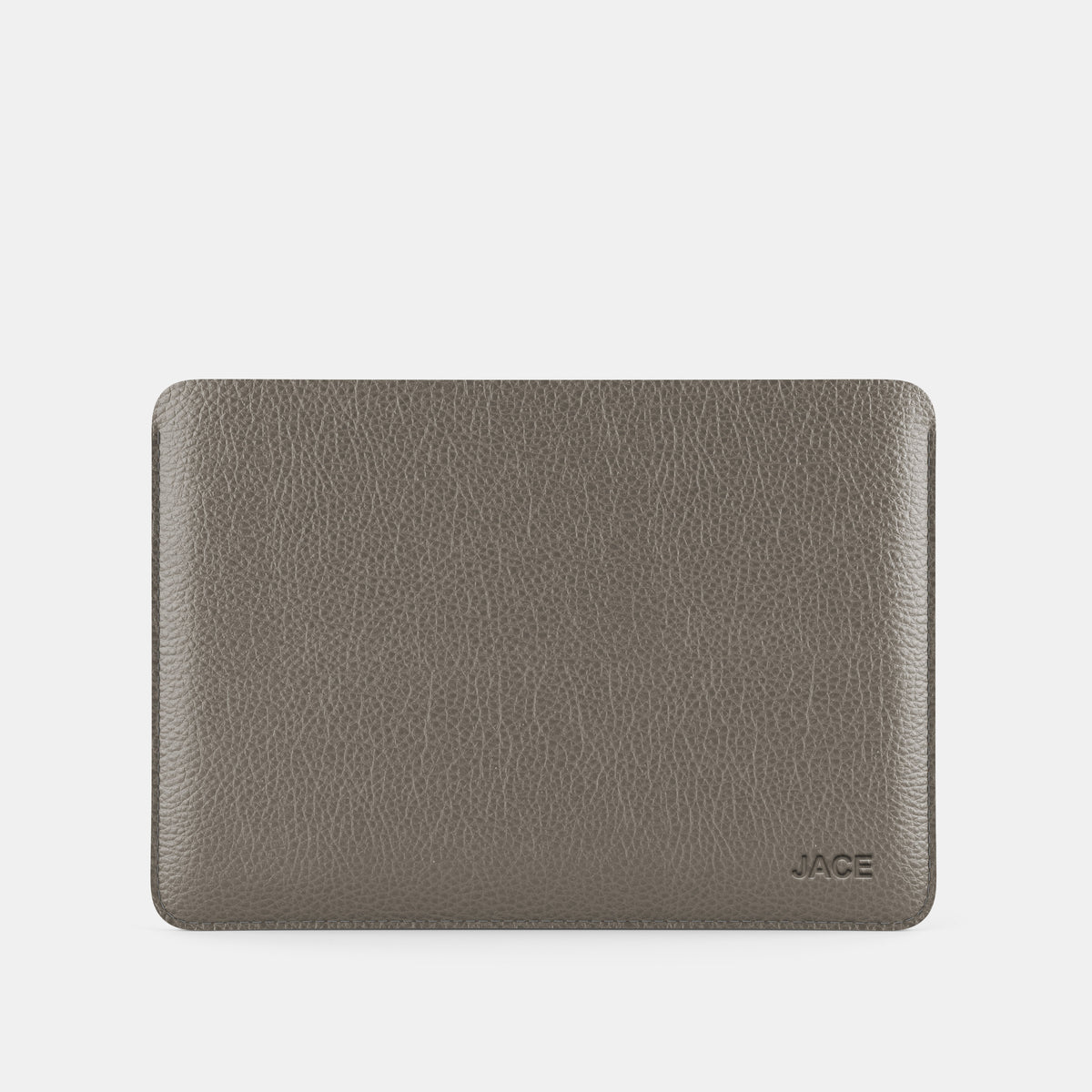 iPad Sleeve - Zinc and Blue - RYAN London