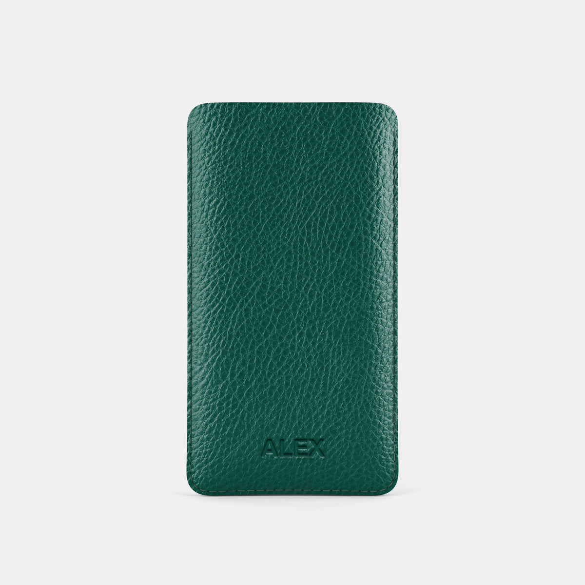 Phone Sleeve - Avocado and Orange - RYAN London