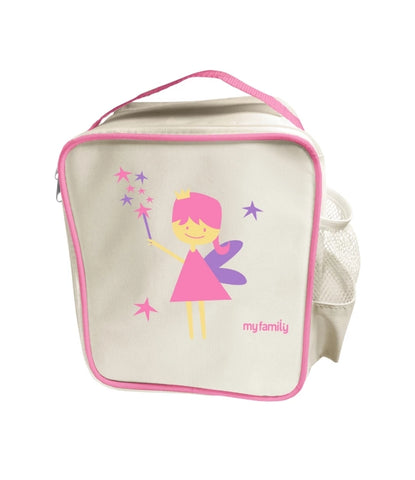 My Family Lunch Cooler Bag- Fairy