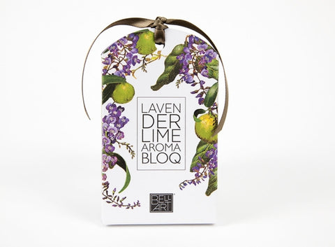 AROMA BLOQ - LAVENDER LIME