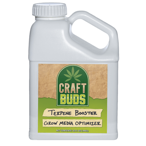 Terpene Booster: Grow Media Optimizer