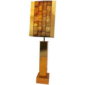 Beautiful and Rare Table Lamp by Curtis Jere