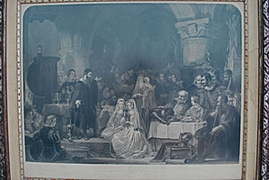 19th century lithographe/print