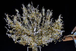 Beautiful Beaded Tree Floor Lamp