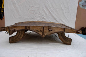 Beautiful Large Late 19th Century Coffee Table from India