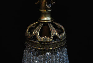 Beautiful and Elegant French Bronze Chandelier