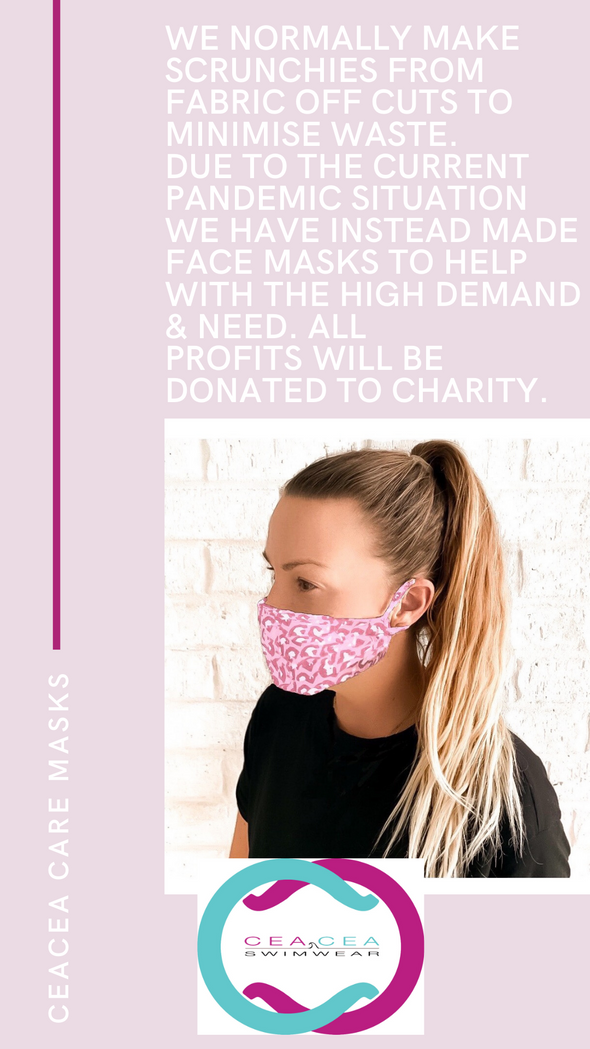 CEACEA CARE MASKS/FACE MASKS