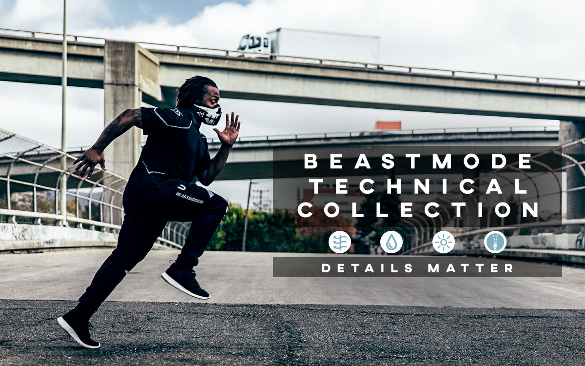 Details Matter | Beastmode Technical Collection Lookbook