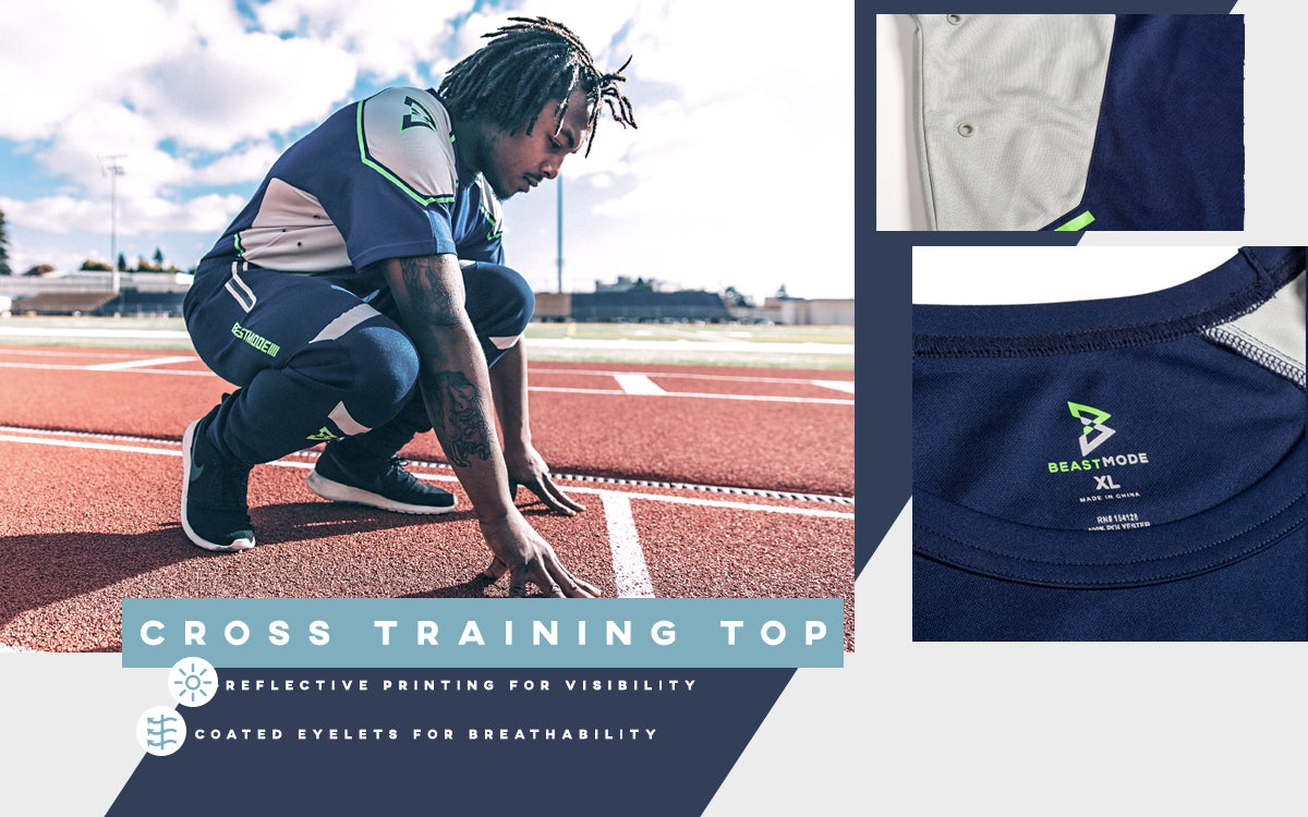 Cross Training Top Details #1