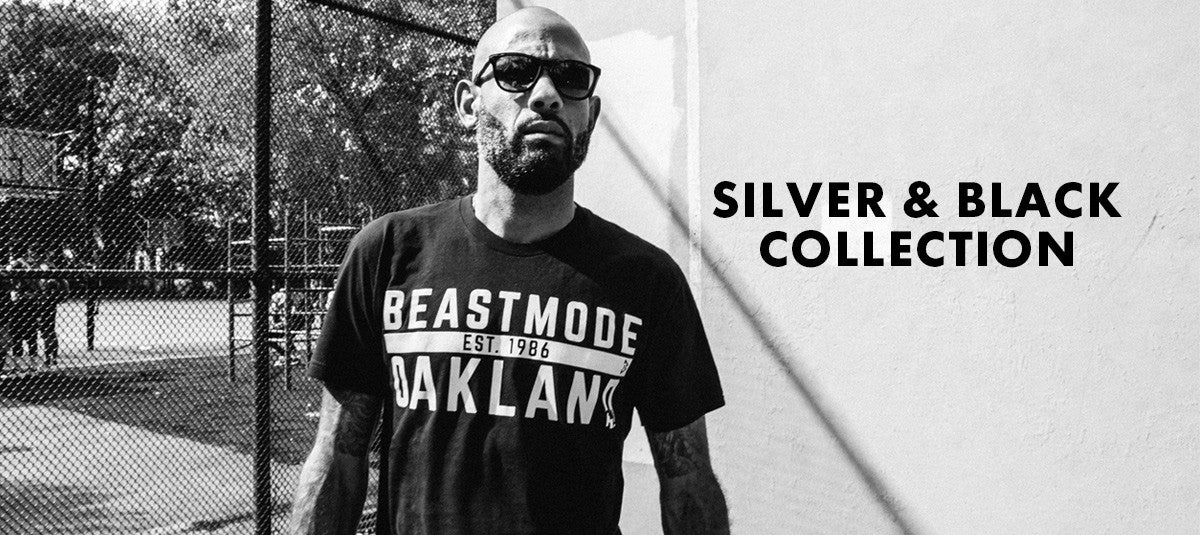 BEAST MODE SILVER & BLACK COLLECTION