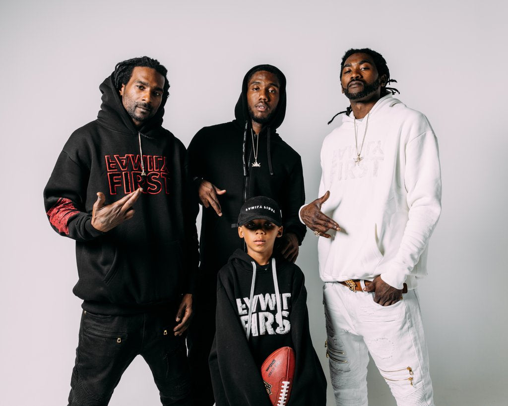 Marshawn Lynch Family >> Family First Us Beast Mode Apparel