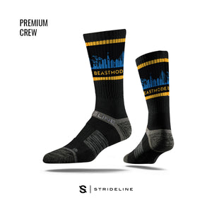 Oakland Skyline Crew Socks