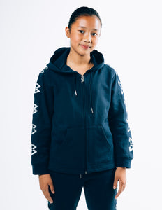 Kids' Chainlink Zip Up